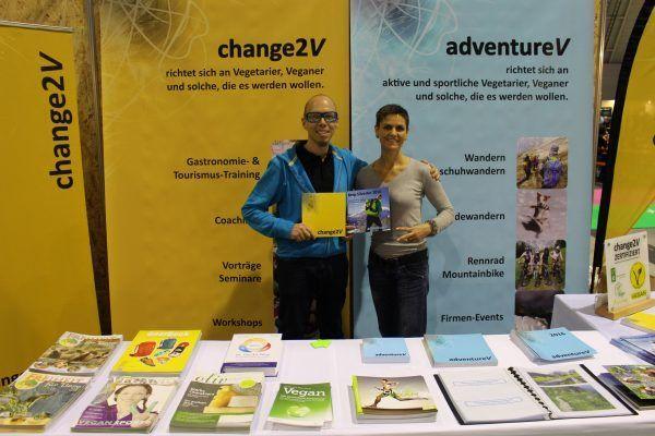 Gerold und Katharina Wirnitzer von change2v