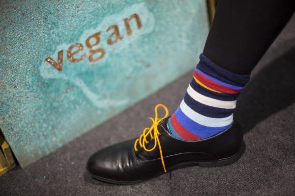 Auch Kleidung kann vegan sein