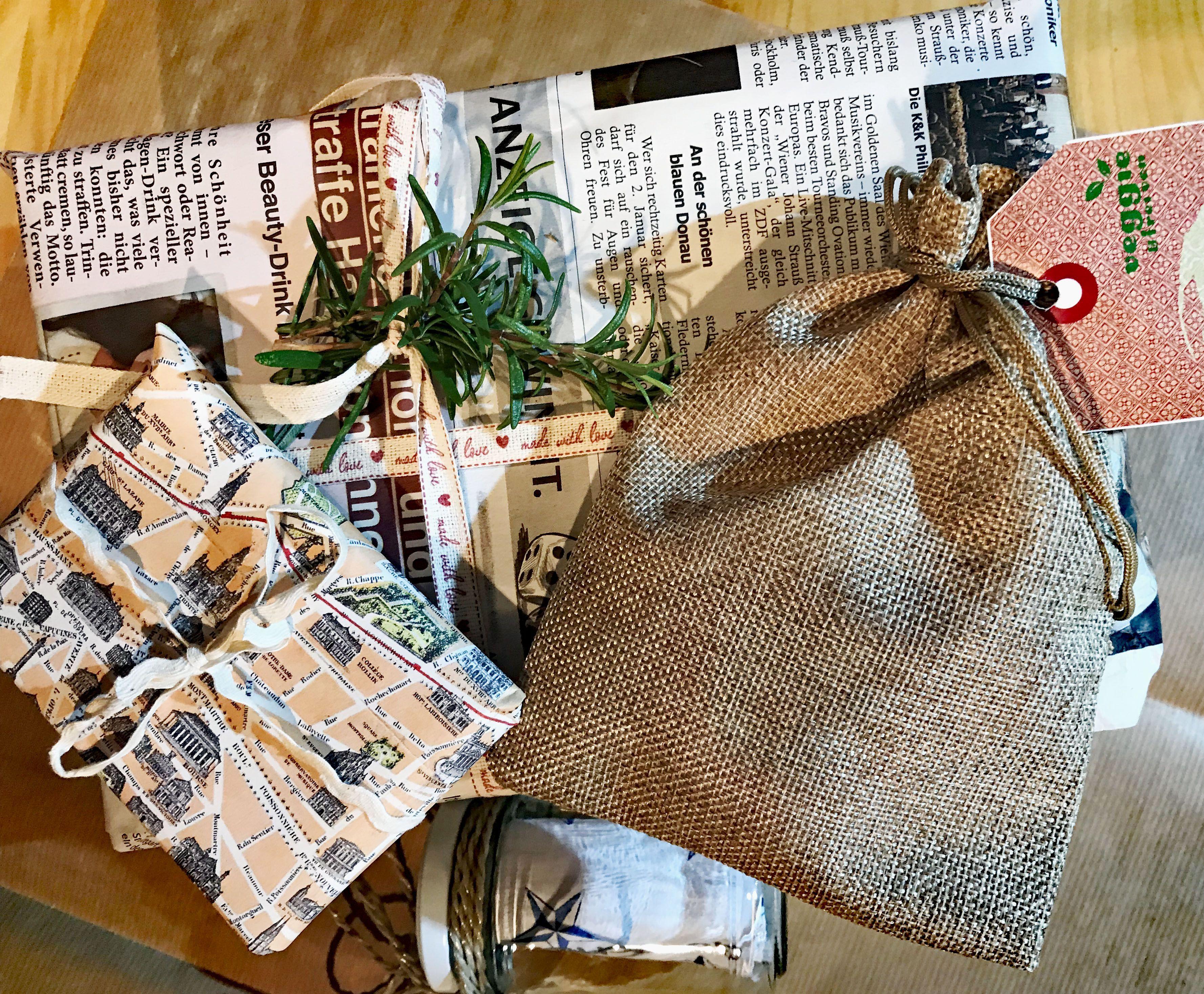 Verpackt Und Zugeschnurt Nachhaltige Geschenkverpackungen Zu Weihnachten